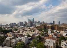 View from the Penthouse at 1101 Washington Ave. ~ The Lofts at Bella Vista