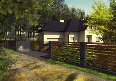 PROJECT // PRIVAT GARDEN 'the forest'  NATURE | SIMPLICITY | ELEGANCE | TIMELESSNESS Landscape Design, Deck, Cabin, Elegant, House Styles, Garden, Outdoor Decor, Nature, Projects