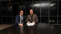 Magpies Confirm Benitez Signing I See A Great Future For Newcastle Newcastle United Football, Season Ticket, World Class, Global Brands, Sign I, First Home, Good News, The Unit, Seasons