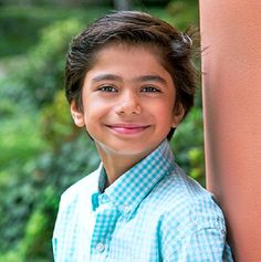 Neel Sethi Is All Set to Work in Disney's The Jungle Book #Disney, #Mowgli, #NeelSethi, #TheJungleBook