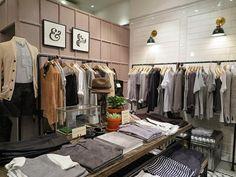 mylifestylenews: CLUB MONACO Opens Men's Shop In Hong Kong Fashion Walk
