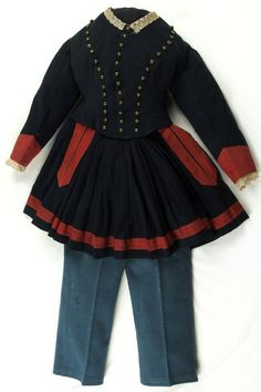 "vivandière ""uniform"" from ny"