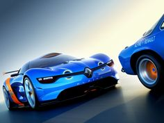 The Alpine A110 Berlinette turns 50 years old this year and to celebrate the very special milestone, Renault has created Alpine A110-50 based on the legendary Berlinette. The Alpine A110-50 gets its power via an F1-inspired sequential gearbox connected to a mid-engine 3.5L 24-valve V6 engine with 400 horsepower.  Renault Alpine A110-50 debuted at the 2012 Monaco Grand Prix.