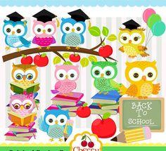 He encontrado este interesante anuncio de Etsy en https://www.etsy.com/mx/listing/243074488/school-owlsgraduation-owlscute-owls