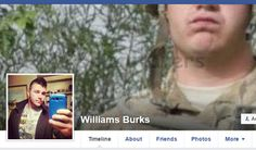 WILLIAMS BURKS... ONE OF MANY FAKE @USArmy  PROFILES FOR #romance SCAMMING.  https://www.facebook.com/FIGHTINGTHEMUGU/posts/545341085653273