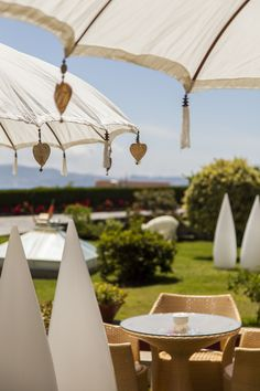 Augusta Spa Resort (Sanxenxo) Resort Spa, Patio, Outdoor Decor, Home Decor, Green, Decoration Home, Room Decor, Home Interior Design, Home Decoration