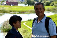 Fredrikstad en Noruega - Father and Son by Mario Silva on 500px