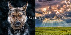 Real earnings