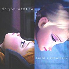 """Frozen - Disney / """"Do you want to build a snowman""""? Anna Frozen, Frozen Love, Frozen And Tangled, Disney Frozen, Frozen 2013, Frozen Heart, Best Disney Movies, Disney Films, Disney And Dreamworks"""