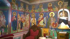 St. Arhangels, Serbian medieval monastery. Kosovo and Metohia. Prizren. Serbia.