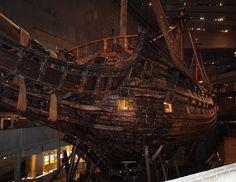 Kleine Lotta ~ Unser Schwedenhaus: Vasa Museum