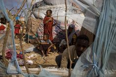 Somalia: the catastrophic famine, 2011. Dominic Nahr