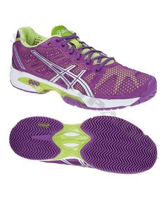 ASICS GEL SOLUTION SPEED 2 CLAY MUJER E451Y 3693