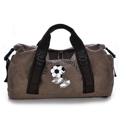 2016 New Arrive Duffel Bags Leisure Canvas Travel Bags Casual School Travel  Duffel Bag For Teenage 51ec7c216b4d7
