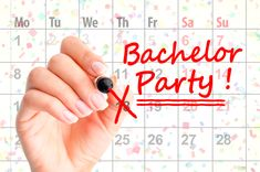 Bachelor Party Checklist (2018 Edition) #bachelor #bachelorparty #wedding #groom #bestman #groomsmen