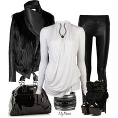 """""""Untitled #372"""" by mzmamie on Polyvore"""
