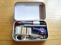 Altoid Maker Tin