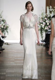 Jenny Packham's Fall 2013 Bridal Collection