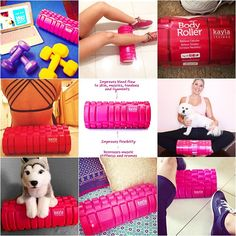 OMG  I could cry!! Look at all these amazing women using my new foam roller !!!!!!!... | Use Instagram online! Websta is the Best Instagram Web Viewer!