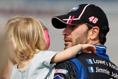 What's better than racing cars? Being a dad! NASCAR Sprint Cup Pictures - CBSSports.com