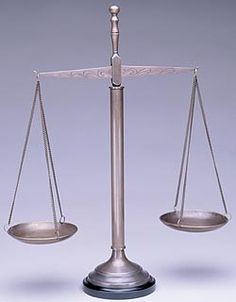Gift for Lawyers: Scales of Justice--21'' Antique Finish