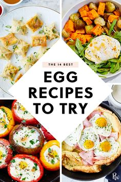 14 Totally New Ways to Make Eggs #purewow #eggs #dinner #lunch #breakfast #recipe #cooking