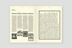 Ambulante Newsletter by Marina Zertuche, via Behance