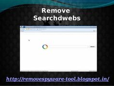 Long time of Searchdwebs browser hijacker can make your system useless. If you don't want to face such situation then make use of Searchdwebs Removal Tool which will help you t o protect your system easily. You can download the trial version of the software to check its working speed.