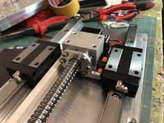 Routeur Cnc, Cnc Router, Robotics, Karma, 3d Printer, Printing, Woodworking, Wood, Cnc Milling Machine