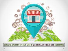 Seo Ranking, Best Seo, Local Seo, Improve Yourself, Symbols, Glyphs, Icons