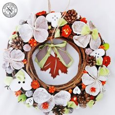 Page not found - Kerekecske Gombocska Kézműves Webáruház Floral Wreath, Wreaths, Fall, Blog, Home Decor, Fall Season, Autumn, Room Decor, Blogging