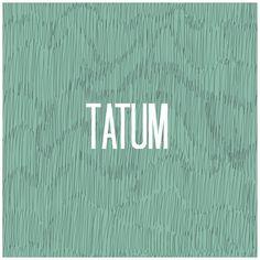 Tatum.