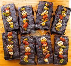 ... Brownies on Pinterest | Brownies, Chocolate brownies and Brownie