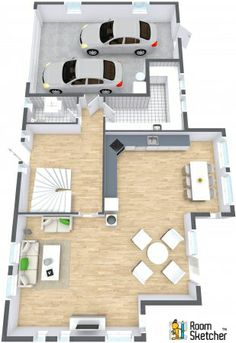 132 Best Home Building With Roomsketcher Images On Pinterest Floor