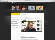 ITV asked Made by Many to transform its news offerings for web and mobile. This project had few limits and an ambitious goal to redefine the future of news.