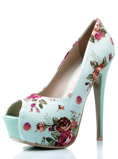 Peep Toe Printed High Heel Stiletto Pumps. buy one get one free now!!feel free to check my site