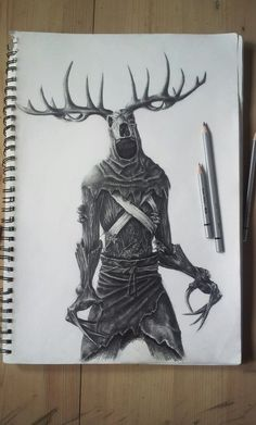The Witcher 3: The Leshen