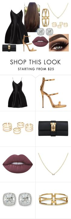 """""""Untitled #224"""" by xoxojay1 on Polyvore featuring Giuseppe Zanotti, Hermès, Lime Crime, Frederic Sage and Sole Society"""