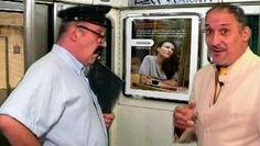 Elle accouche dans le métro parisien - vidéo Dailymotion