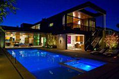 pool house prolongement maison
