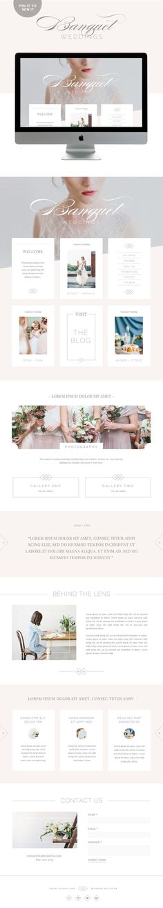 pretty photographer Showit5 website theme by golivehq.co