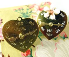 'yes, no, love me' ring how to tutorial