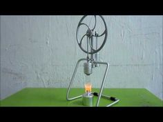 Miniature Steam Engine, Stirling Engine, Steampunk Gadgets, Heating And Cooling, Airplane, Prepping, Charcoal, Motorcycles, Sculptures