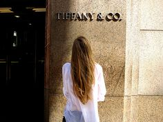 I have a picture like this in front of the Tiffany & Company in New York City!!