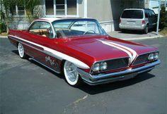 1961 Pontiac - Bonneville