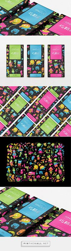 MINGUO /chocolate packaging / designed by chan sophie