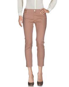 ELISABETTA FRANCHI 24 ORE Women's Casual pants Skin color 10 US
