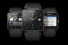 Sony Debuts The SmartWatch 2 Friend For Your Phone