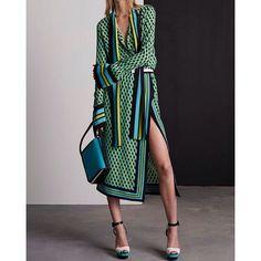 Beautiful dress from  michaelkors resort 2016 collection  michaelkors 55ec4ef458e