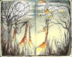 art journal ideas - Google Search